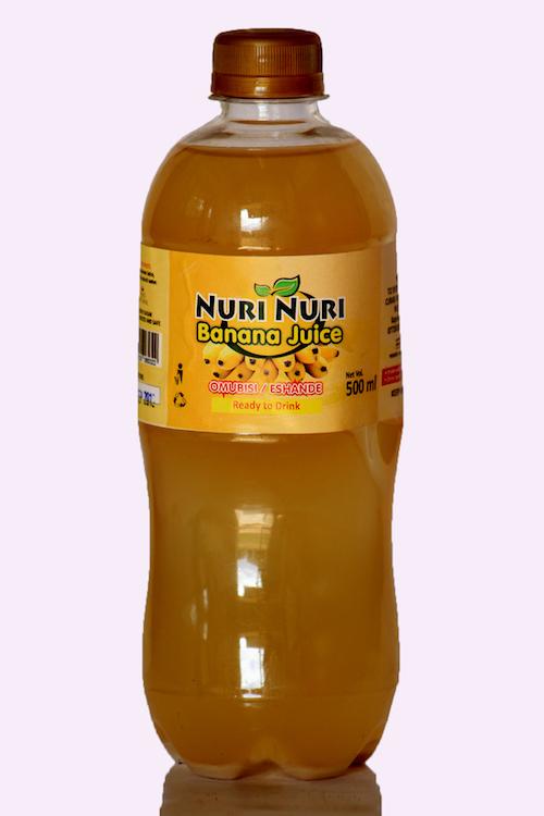 Nuri-Nuri Banana Juice